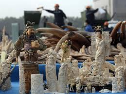 China and ivory