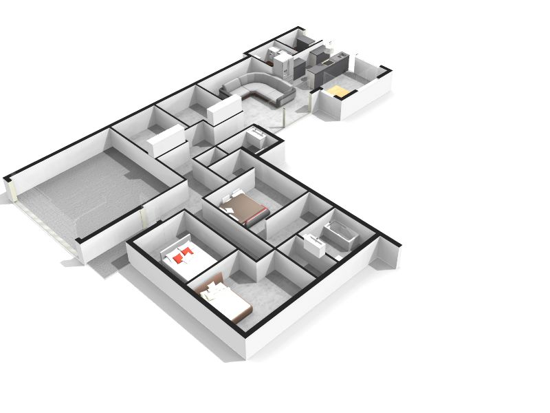 Start with a floor plan and the rest will come!
