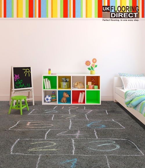 Design Your Own Custom Made Printed Flooring The